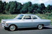 фото Opel Rekord купе A