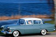 фото Opel Rekord седан P1
