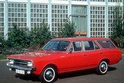 фото Opel Rekord универсал C