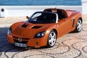 фото Opel Speedster