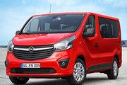 фото Opel Vivaro Combi легковой фургон 2 поколение
