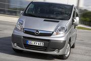 фото Opel Vivaro микроавтобус 1 поколение рестайлинг
