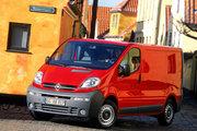 фото Opel Vivaro легковой фургон 1 поколение