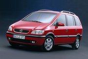 фото Opel Zafira минивэн A