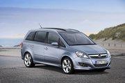 фото Opel Zafira минивэн Family рестайлинг