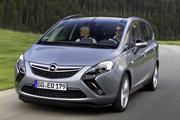 фото Opel Zafira Tourer минивэн C