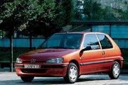 фото Peugeot 106 хетчбэк 1 поколение рестайлинг
