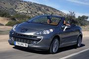 фото Peugeot 207 кабриолет 1 поколение