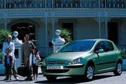 фото Peugeot 307 хетчбэк 1 поколение