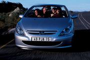 фото Peugeot 307 кабриолет 1 поколение