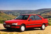 фото Peugeot 405 седан 1 поколение