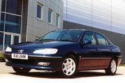 фото Peugeot 406 седан 1 поколение