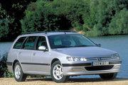 фото Peugeot 406 универсал 1 поколение
