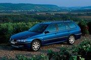 фото Peugeot 406 универсал 1 поколение рестайлинг