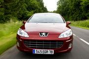 фото Peugeot 407 седан 1 поколение рестайлинг