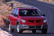 фото Pontiac Vibe хетчбэк 1 поколение
