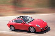 фото Porsche 911 Targa тарга 997