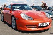 фото Porsche 911 GT3 купе 996 рестайлинг