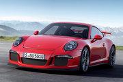 фото Porsche 911 GT3 купе 991