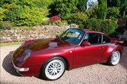 фото Porsche 911 Turbo купе 993