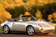 фото Porsche 911 Carrera кабриолет 993