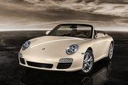 фото Porsche 911 Carrera кабриолет 997 рестайлинг