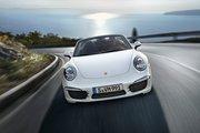 фото Porsche 911 Carrera кабриолет 991