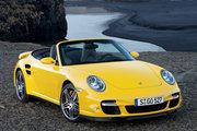 фото Porsche 911 Turbo кабриолет 997
