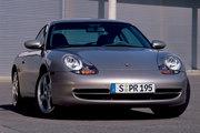 фото Porsche 911 Carrera купе 996