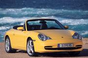 фото Porsche 911 кабриолет 996 рестайлинг
