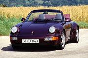 фото Porsche 911 Carrera кабриолет 964