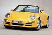 фото Porsche 911 Carrera кабриолет 997