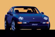 фото Porsche 968 купе 1 поколение