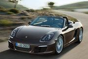 фото Porsche Boxster