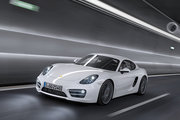 фото Porsche Cayman