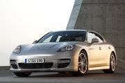 фото Porsche Panamera фастбэк E2B