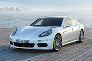 фото Porsche Panamera фастбэк E2B рестайлинг