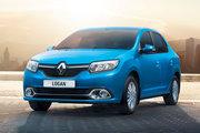 фото Renault Logan седан 2 поколение