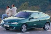 фото Renault Megane купе 1 поколение рестайлинг