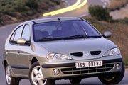фото Renault Megane хетчбэк 1 поколение рестайлинг