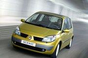 фото Renault Scenic минивэн 2 поколение