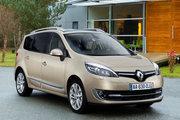 фото Renault Scenic Grand минивэн 3 поколение 2-й рестайлинг