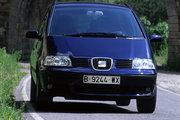 фото SEAT Alhambra минивэн 1 поколение