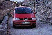 фото SEAT Alhambra минивэн 1 поколение рестайлинг