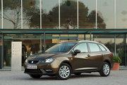 фото SEAT Ibiza ST универсал 4 поколение рестайлинг