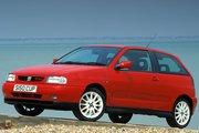 фото SEAT Ibiza хетчбэк 2 поколение рестайлинг