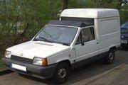 фото SEAT Terra легковой фургон 1 поколение