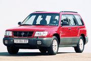 фото Subaru Forester кроссовер 1 поколение