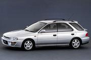 фото Subaru Impreza универсал 1 поколение рестайлинг