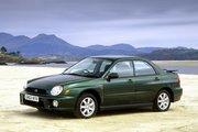 фото Subaru Impreza седан 2 поколение